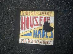house of hades toynbee tile 40th 9th