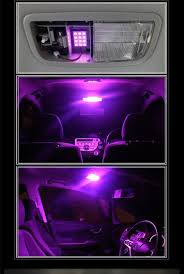Pink Led Interior Lights - Kerry Anita By The Sea