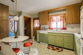 Perfect 1970s Kitchen Cabinets Railing Stairs And Kitchen Design