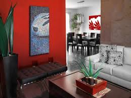 Red Living Room Ideas Pictures by 18 Astounding Red Wall Accent In Living Room Ideas