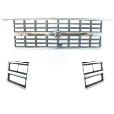 Chrome Grille & Headlight Lamp Bezel Kit 3 Piece For 89-91 Chevy ... 8191 Chevy Gmc Truck 62 Litre Diesel Hood Ornament Zone Offroad 6 Lift Kit C21n Cheyennefreaks Profile In Leesburg Fl Cardaincom 91 454 Engine Third Generation Fbody Message Boards Silverado 4x4 Plow I Bought This Truck 2 Flickr Everydayautopartscom 8291 Pickup Suburban Jimmy 1991 Chevrolet Crew Cab Dually K30 V30 3500 1 One Ton Wiring Diagram Repair Guides Diagrams 93 S10 Schematics In 1993 Roc Pin By Tony Lorenzo On 7391 Square Body Trucks Pinterest Youtube