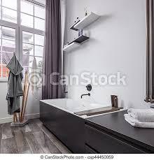 badezimmer im industriellen stil helles badezimmer