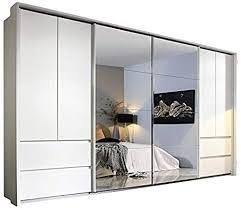 dreh schwebetürenschrank weiß 8 türen b 368 cm jugendzimmer