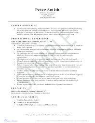 Telemarketer Resume Example