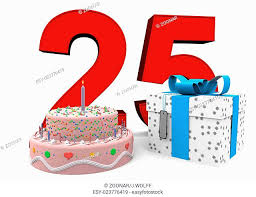 happy birthday zum 25 stock photos and images agefotostock
