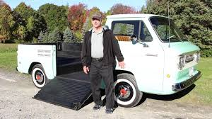 100 Chevy Corvair Truck 1961 Chevrolet Rampside Pickup YouTube