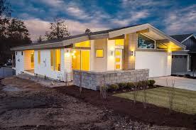 Harmonious Houses Design Plans by Muddy River Design Mid Century Modern House Plan Bend Oregon