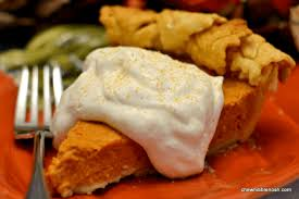 Hawaiian Electric Pumpkin Crunch Recipe by Sour Cream Pumpkin Pie U2013 Cooking With Mccormick U2013 Chew Nibble Nosh