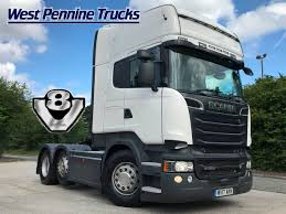 100 Autotrader Trucks West Pennine ScaniaWPT Twitter