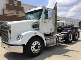100 Semi Trucks For Sale In Kansas 2011 Freightliner Coronado 122 SD Day Cab Truck