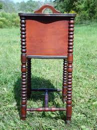 Cigar Cabinet Humidor Uk by Antique Cushman Vt Tobacco Humidor Walnut Smoking Stand Pipe Cigar