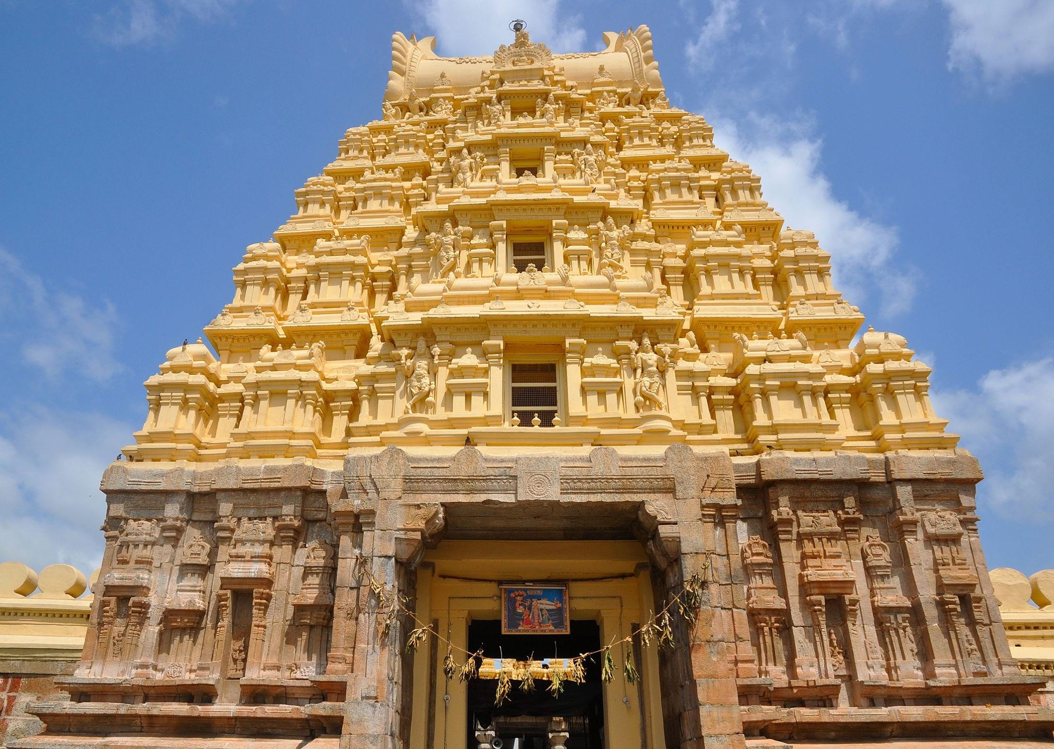 Sri Ranganathaswamy Temple (Pancharanga Kshetram), Adiranga