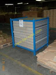 100 Steel Shipping Crates Containers