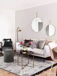 modern glam in diesem wohnzimmer stimmt einfach jedes