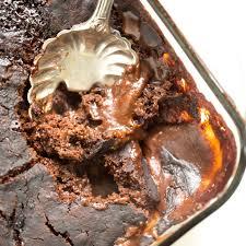 Healthy Chocolate Pumpkin Desserts by Gooey Pumpkin Spice Latte Chocolate Pudding Cake Vegan Gluten