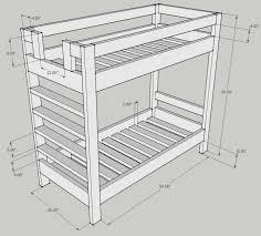 bunk beds diy loft bed plans bunkbed design unusual beds for
