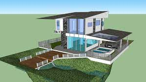 104 Modern Dream House 3d Warehouse