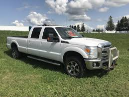2016 FORD F-350 XLT 4X4 CREW CAB LONG BOX Pickup Truck - Breslau ON ...