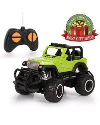 Remote Control Car, HALOFUN Mini RC Cars For Kids, Jeep Vehicle ... 132 Scale 2wd Mini Rc Truck Virhuck Nqd Beast Monster Mobil Remote Control Lovely Rc Cardexopbabrit High Speed Car 49 New Amazing Wl 2019 Speed 20 30kmhour Super Toys Blue Wltoys Wl2019 Toy Virhuck For Kids 24ghz 4ch Offroad Radio Buggy Vehicle Offroad Kelebihan 27mhz Tank Rechargeable Portable Revell Dump Wltoys A999 124 Proportional For Wltoys L929 Racing Stunt Aka