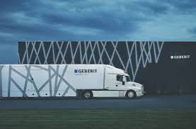 Geberit Showroom Truck - Art Direction & Production | My Trucks Work ...