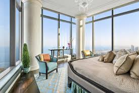100 The Penthouse Chicago 72 Floors Up This 625 Million Apartment Offers