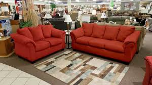 Nebraska Furniture Mart Bedroom Sets by American Furniture Merlot Calcutta Sofa And Loveseat Set Youtube