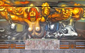 Jose Clemente Orozco Murales Palacio De Gobierno by Mexico U0027s 10 Most Iconic Artists