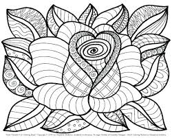 Flower Coloring Sheets Printable Free Pages Flowers And Butterflies Adult Love