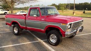 1979 Ford F-150 Ranger 4x4 For Sale - YouTube 1979 Ford Trucks For Sale In Texas Gorgeous Pinto Ford Ranger Super Cab 4x4 Vintage Mudder Reviews Of Classic Flashback F10039s New Arrivals Whole Trucksparts Or Used Lifted F150 Truck For 36215b Bronco Sale Near Chandler Arizona 85226 Classics On Classiccarscom Cc1052370 F Cars Stored 150 Stepside Custom Truck Cc966730 Junkyard Find The Truth About F350 Monster West Virginia Mud
