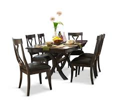 Midtown Dining Table With 4 by Thomas Cole