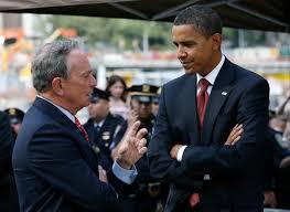 Obama Bloomberg gun control agenda worries Democrats heading into