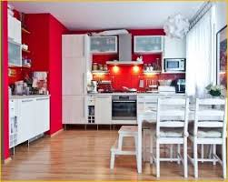 Ravishing Red Themed Kitchen Design Ideas 11