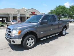 2014 Used Ford F-150 XLT Extended Cab 4X4 17