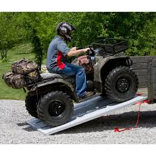 Black Widow Aluminum Extra-Wide Punch Plate Tri-Fold ATV Ramps ... Madramps Mad Ramps Atv Loading And Still Pull A Small Trailer Youtube Amazoncom Big Horn Alinum Atv Truck Trifolding Oxlite Alinum Loading Ramps For Atv Lawn Mowers Motorcycles More Rage Powersports Double Carrier Rack Pickup How To Load An Without West Folding Arched Hybrid Ramp Set 1400lb Capacity 7ft Dudeiwantthatcom Discount 71 X 48 Bifold Or Trailer Lawnmower 75 90