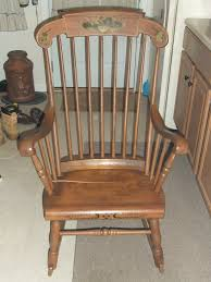 VINTAGE S.Bent & Bros Colonial Rocking Adult Chair Antique ... An Early 20th Century American Colonial Carved Rocking Chair H Antique Hitchcock Style Childs Black Bow Back Windsor Rocking Chair Dated C 1937 Dimeions Overall 355 X Vintage Handmade Solid Maple S Bent Bros Etsy Cuban Favorite Inside A Colonial House Stock Photo Java Swivel With Cushion Natural 19th Century British Recling For Sale At 1stdibs Wood Leather Royal Novica Wooden Chairs Image Of Outdoors Old White On A Porch With Columns Rocker 27 Kids