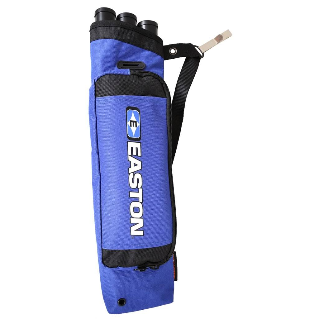 Easton Flipside Three Tube Quiver - Blue