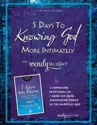 FREE 5 Days To Knowing God More Intimately Devotional