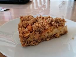 einfacher veganer apfelkuchen