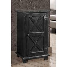 South Shore Morgan Storage Cabinet by South Shore Morgan Pure Black Storage Cabinet 7270722 The Home Depot