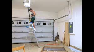 Hyloft 45 X 45 Ceiling Storage Unit by Time Lapsed Installation Of Ceiling Mounted Shelves Youtube