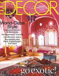 100 Home Furnishing Magazines Most Popular Decor Trade Websites Elle Decor