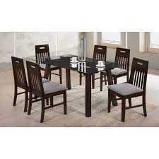 Brooke 7 Piece Dining Set Damro