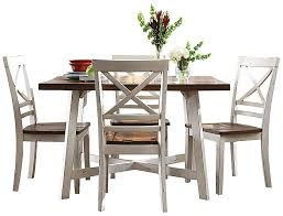 Amelia Table And 4 Chairs Large
