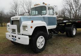 1986 Mack R686T Semi Truck | Item F8436 | SOLD! May 6 Vehicl... Mack Pick Up Truck Motsports Show 2017 Oaks Youtube Old B Model Trucks For Sale In Australia Best Resource 1998 Used Rd688sx Dump Truck Low Miles Tandem Axle At More Work Equipmenttradercom Pickup Trucks From Ford Gm And Others Steal The Spotlight Mack Trucks For Sale In La Meet Jack Macks 800hp Mega Crew Cab Pickup Truck American Historical Society 1940 Classics For On Autotrader Semi Big Lifted 4x4 In Usa Gabrielli Sales 10 Locations Greater New York Area