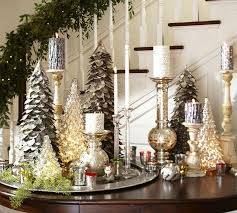 Xmas Centerpieces Related Wood Dining Room