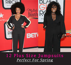 12 plus size jumpsuits perfect for your body type stylish curves