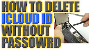 How to delete iCloud Account from iPhone without Password 2016