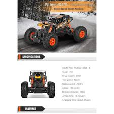 HB P1802 2.4GHz 118 Scale RC Rock Crawler 4WD Off-road Race Truck ... 24ghz Hsp 110 Scale Electric Rc Off Road Monster Truck Rtr 94111 Gizmo Toy Ibot Remote Control Racing Car Arctic Hobby Land Rider 307 Race Car Dodge Ram Offroad Woffroad Tires Extreme Pictures Cars 4x4 Adventure Mudding Savage Offroad 4wd Unopened Large Ebay 2 Wheel Drive Rock Crawler Vehicle Landking Radio Buggy 118 24g 35mph2 Colors And Buying Guide Geeks 4wd Military Dudeiwantthatcom Best Rolytoy 112 High Speed 48kmh