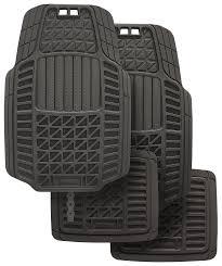 Oxgord Trim 4 Fit Floor Mats by Remington 4 Pc Michelin Usa Walmart Com