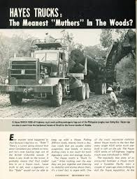 Photo: December 1973 Hayes Trucks 1   12 Overdrive Magazine December ... Hayesanderson Gvwd Truck Outside 295 West 2nd Avenue City Hayes Hdx Off Highway Trucks Youtube 1972 Hd Aths Vancouver Island Chapter Were Those Old Really As Good We Rember On The Road Fun Stuff 90th Anniversary Show Weekend In July 2012 Sanding Archives Jenna Equipment John Perfect Tipper With A Body Of Evidence All Hayes Log Truck Pack V10 Fs17 Farming Simulator 17 Mod Fs 2017 Water Andy Craig And